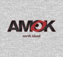 AMOK - north island by dennis william gaylor
