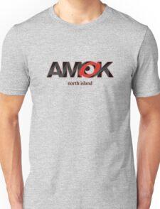 AMOK - north island Unisex T-Shirt