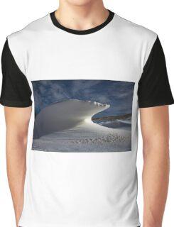 Wyoming white cap Graphic T-Shirt