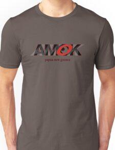AMOK - papua new guinea Unisex T-Shirt