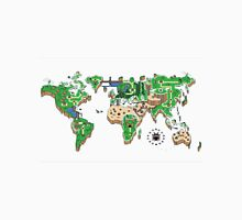 Super Mario World Map T - Shirt Unisex T-Shirt