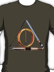 fandom hallows T-Shirt