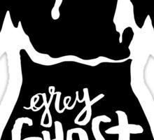 Grey Ghost Society : Original Sticker