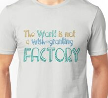 THE FAULT IN OUR STARS - FACTORY Unisex T-Shirt
