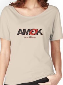 AMOK - tierra del fuego Women's Relaxed Fit T-Shirt