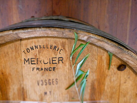 Tonnellerie Mercier France - Barrel by nicole holland