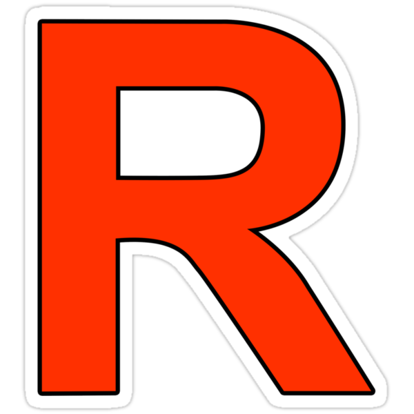 Team Rocket Logo by sheakennedy