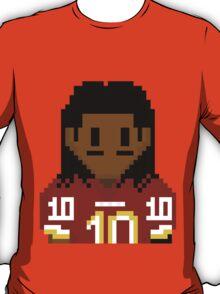 8-bit Robert Griffin III (RG3) 3Enigma NFL Tee T-Shirt