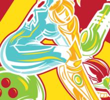 Femme Fatale Hunter - Red Edition Sticker