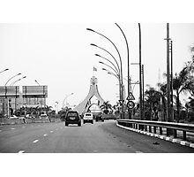 Malabo II Photographic Print
