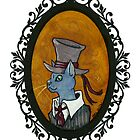 Dapper Cat by ZombieRodent