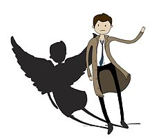 Castiel Time by Meridon