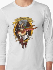 Tucson Steampunk Society Long Sleeve T-Shirt