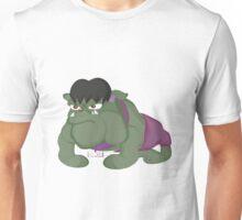Bulldog Hulk by Centtaro Unisex T-Shirt