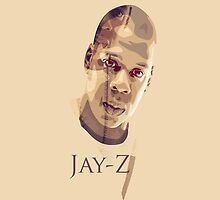Jay-Z by grafoxdesigns