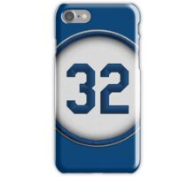 32 - Left Arm of God (alt version) iPhone Case/Skin