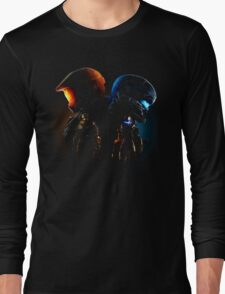 Halo Guardian Forces Long Sleeve T-Shirt