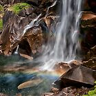 Vernal Falls Rainbow by Cat Connor