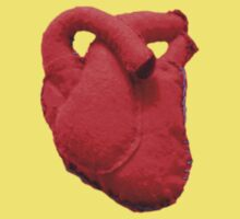 Anatomical heart  Baby Tee
