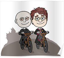 Voldemort & Harry Poster