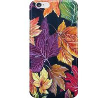 Autumn Leaves iPhone Case iPhone Case/Skin
