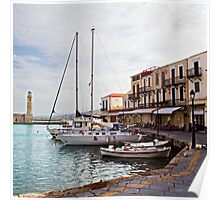 Harbour studies 012 Poster