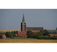 Pastoral View Photographic Print