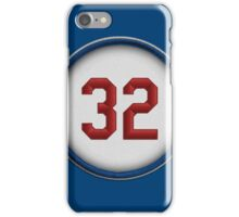 32 - Left Arm of God iPhone Case/Skin