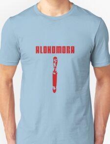 Alohomora - Sonic Screwdriver Unisex T-Shirt