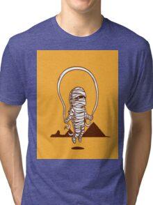 Mummy - Design Cool T-shirt Tri-blend T-Shirt