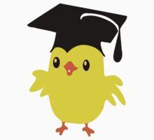 ღ°ټAdorable Nerd Chick on a Graduation Cap Clothing& Stickersټღ° Kids Clothes