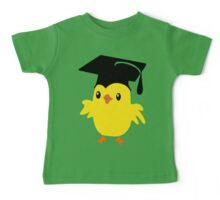 ღ°ټAdorable Nerd Chick on a Graduation Cap Clothing& Stickersټღ° Baby Tee