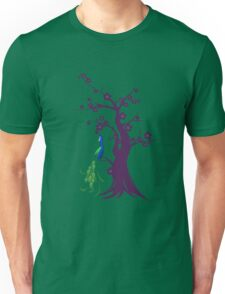 peacock blossoms Unisex T-Shirt