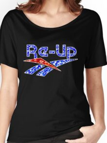 RE-UP Women's Relaxed Fit T-Shirt