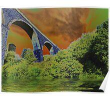 Brunel Bridge_Penryn Poster