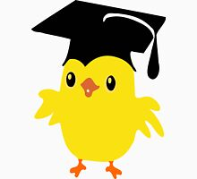 ღ°ټAdorable Nerd Chick on a Graduation Cap Clothing& Stickersټღ° Men's Baseball ¾ T-Shirt