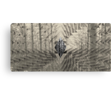 Forest Scales Canvas Print