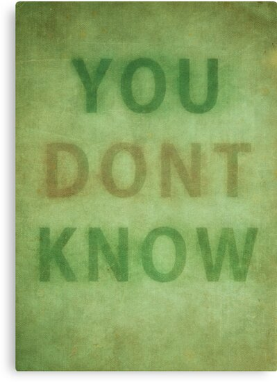 Whatever You Know... by David Mowbray