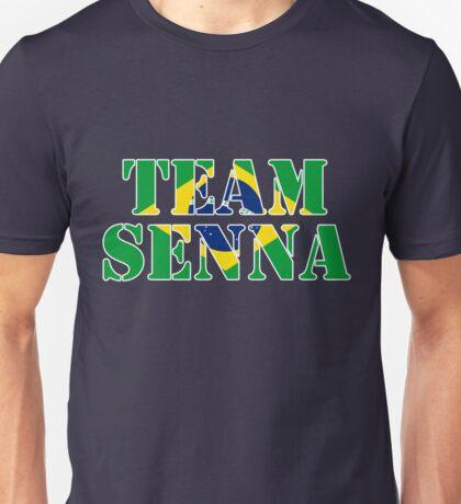 TEAM SENNA Unisex T-Shirt