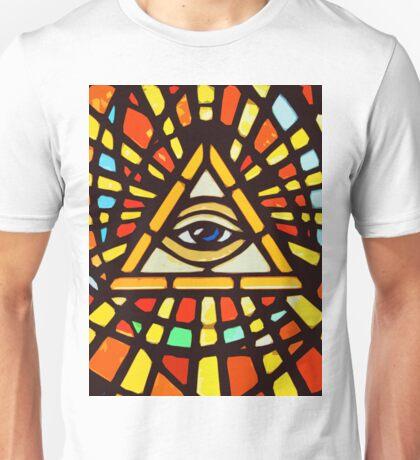 EYE OF PROVINDENCE Unisex T-Shirt