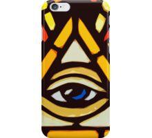EYE OF PROVINDENCE iPhone Case/Skin