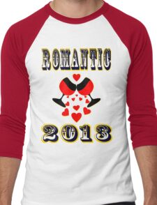 °•Ƹ̵̡Ӝ̵̨̄Ʒ♥Romantic 2013 Splendiferous Clothing & Stickers♥Ƹ̵̡Ӝ̵̨̄Ʒ•° Men's Baseball ¾ T-Shirt