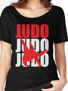 Judo Women's Relaxed Fit T-Shirt