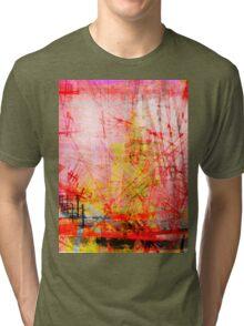 the city 33 Tri-blend T-Shirt