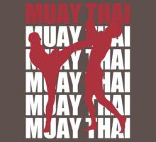 Muay Thai One Piece - Short Sleeve