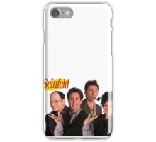 Seinfeld Cast iPhone Case/Skin