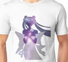 Princess Serenity - Purple Galaxy Unisex T-Shirt