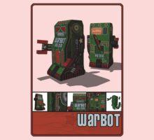 Tin Clockwork War Bot Destroy Humans One Piece - Long Sleeve