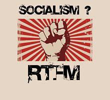 Socialism - Read the $@#! Manual. Unisex T-Shirt