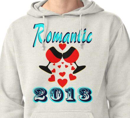 °•Ƹ̵̡Ӝ̵̨̄Ʒ♥Romantic 2013 Splendiferous Clothing & Stickers♥Ƹ̵̡Ӝ̵̨̄Ʒ•° Pullover Hoodie
